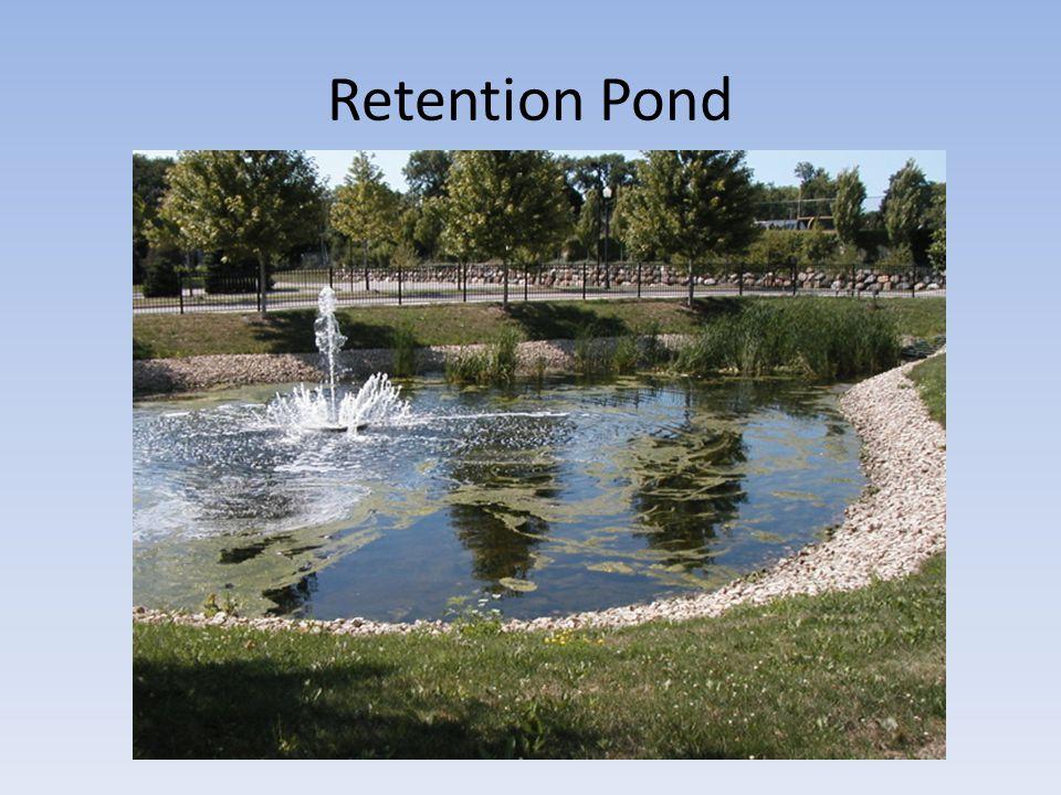 Retention Pond