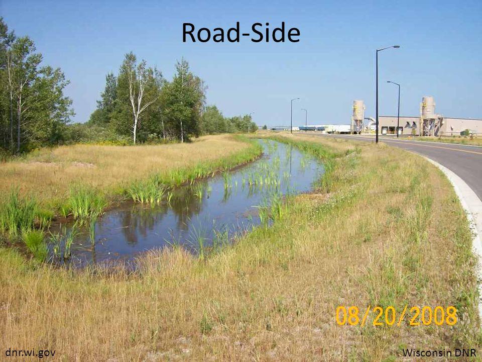 Road-Side dnr.wi.gov Wisconsin DNR