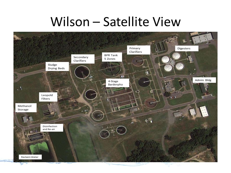 Wilson – Satellite View