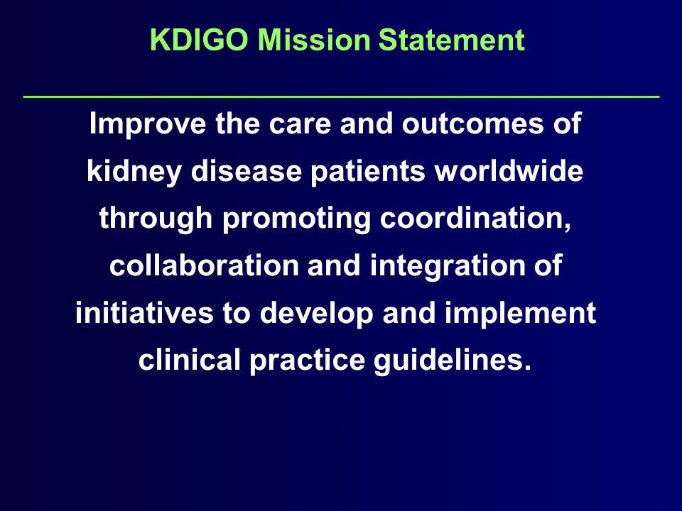 KDIGO: Diagnosis of CKD-MBD Vascular Calcification