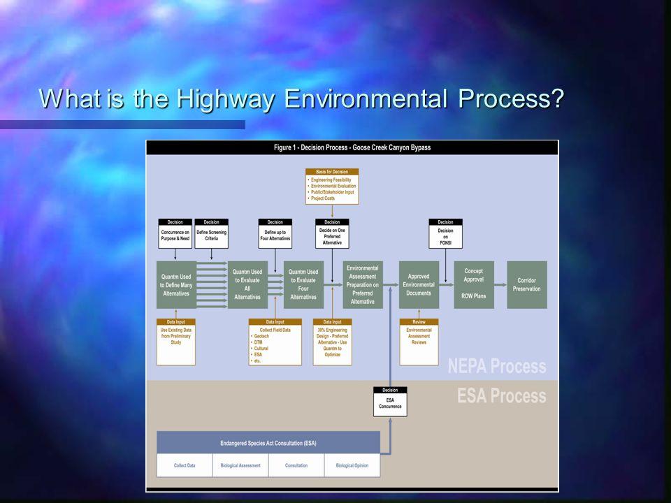 Establishing highway corridors – Quantm generates array of alternatives
