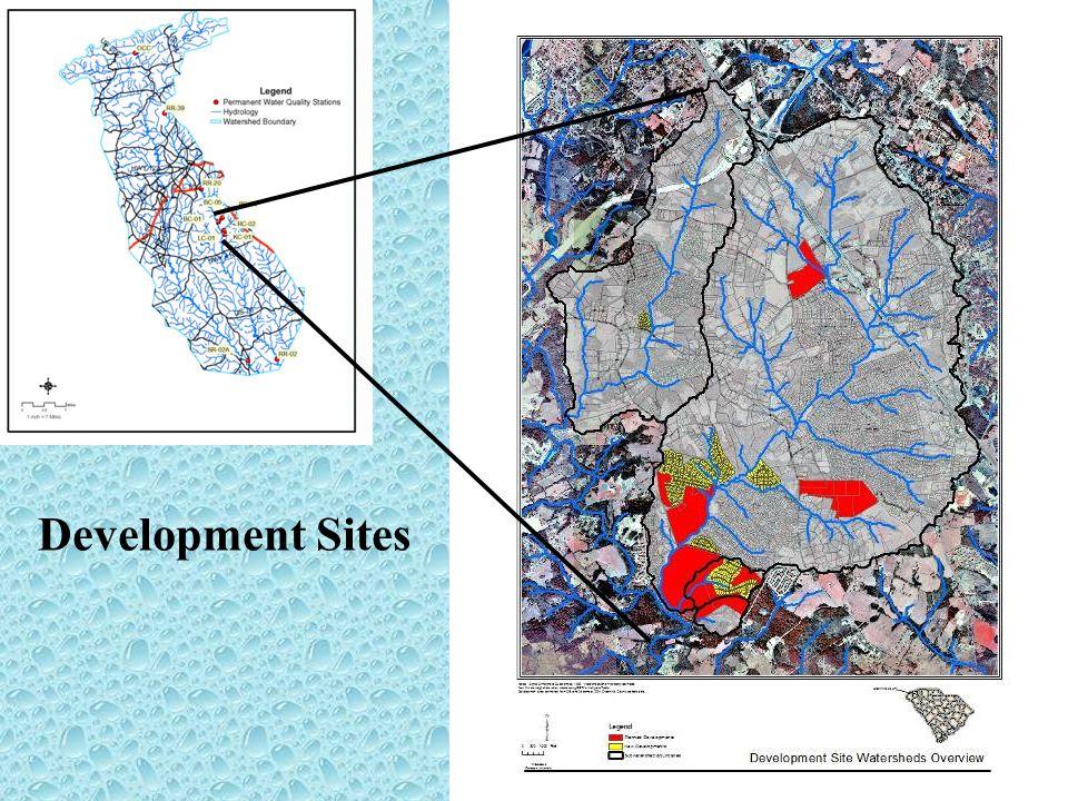 Development Sites