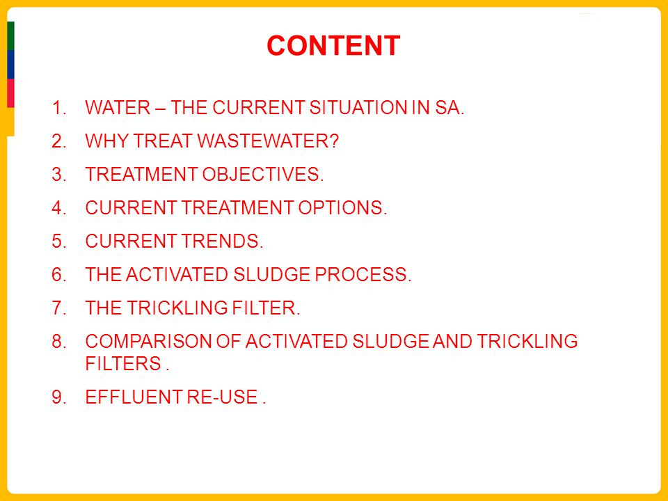 SUSPENDED GROWTH ---THE ACTIVATED SLUDGE PROCESS ACTIVATED SLUDGE HAS BEEN THE SUSPENDED MEDIA TREATMENT OPTION OF CHOICE.