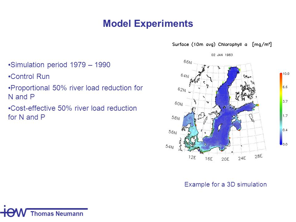 Thomas Neumann iow Reduction after 12 years of simulation time based on an annual mean.