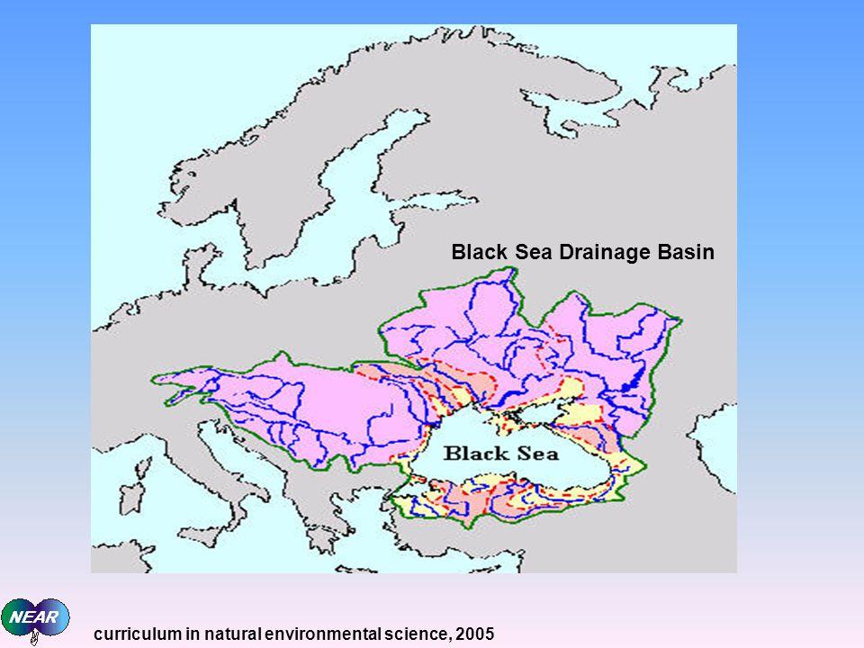 Black Sea Drainage Basin curriculum in natural environmental science, 2005