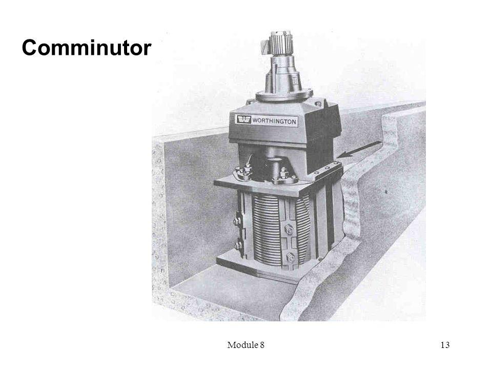 Module 813 Comminutor