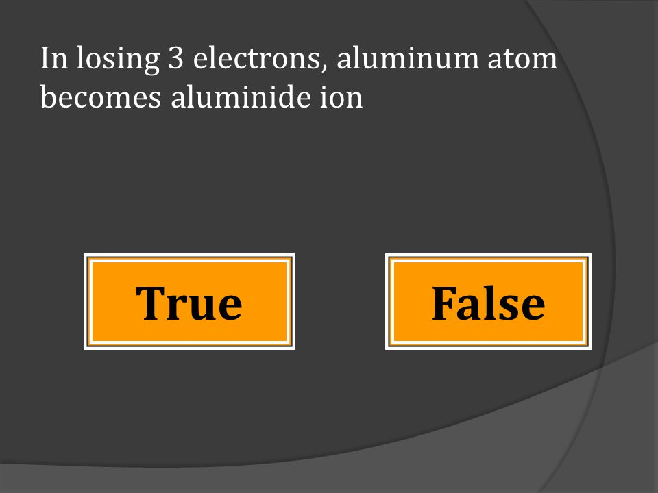 In reaction with metals, non-metals tend to: A.