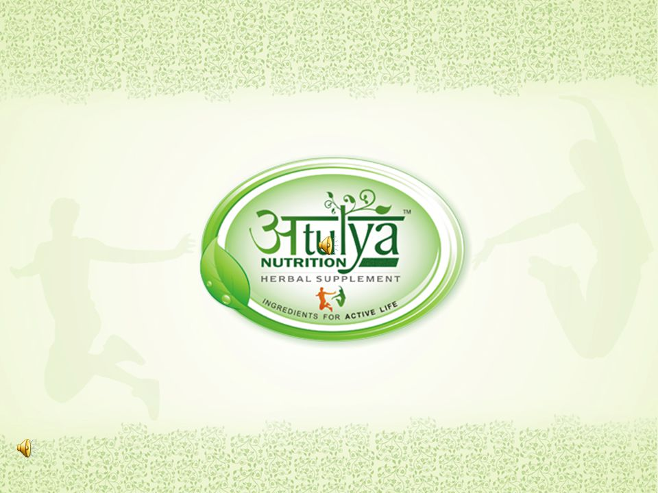 Atulya Nutrition Herbal supplements are scientifically formulated and tested to offer natural, safe, alternative measures to the rising epidemic of lifestyle disorders Diabetes, Obesity and Cardiovascular diseases.
