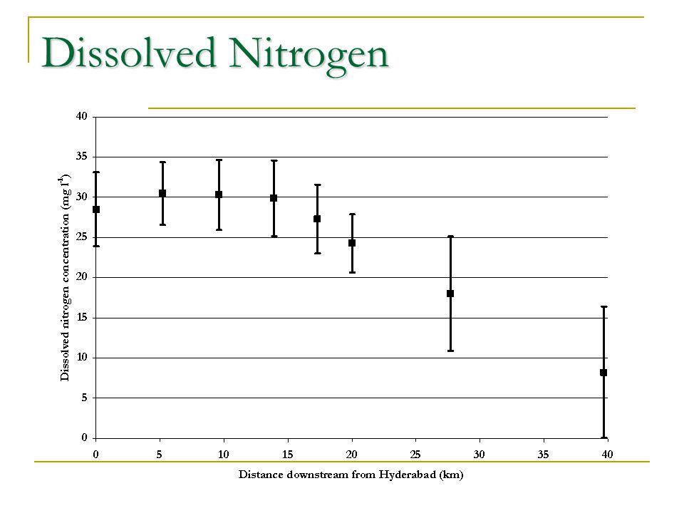 Dissolved Nitrogen