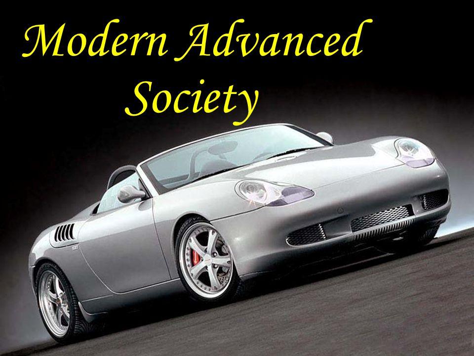 Modern Advanced Society