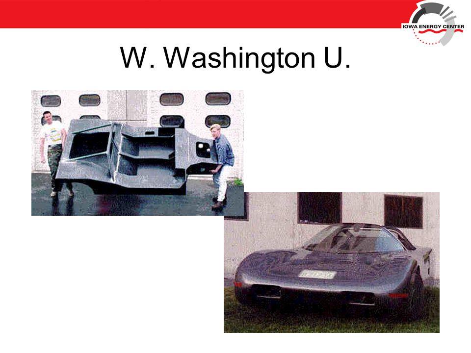 W. Washington U.