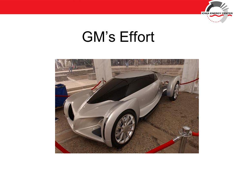 GM's Effort