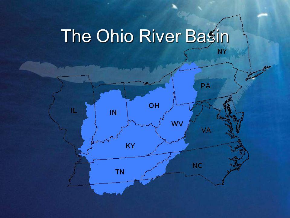 The Ohio River Basin