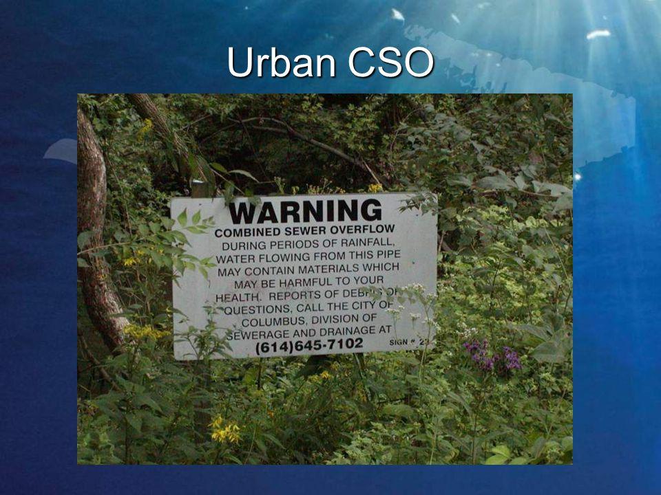 Urban CSO