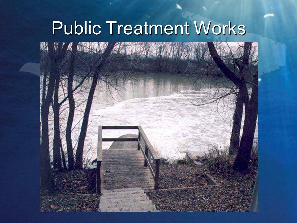 Public Treatment Works