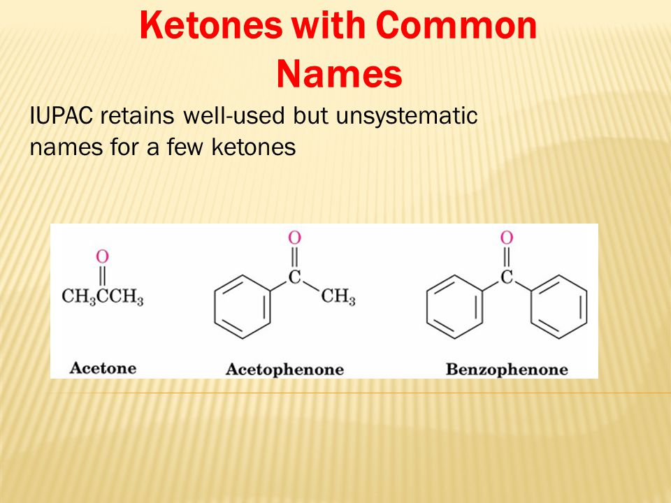 DISTINCTION B/W METYL KETONES AND OTHER KETONES: (2-pentanone and 3-pentanone) when methyl ketone is treated with sodium hypoiodite, a yellow ppt.