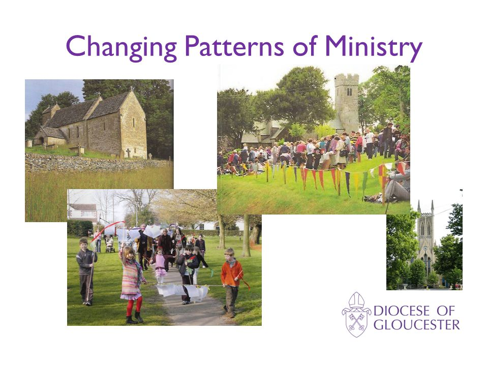 Changing Patterns of Ministry
