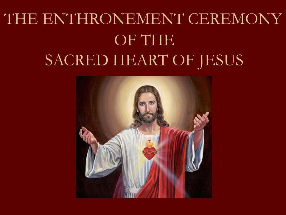 PARISHIONER: Reading from Deuteronomy 7:6-12 PRIEST: Jesus speaks to the group….