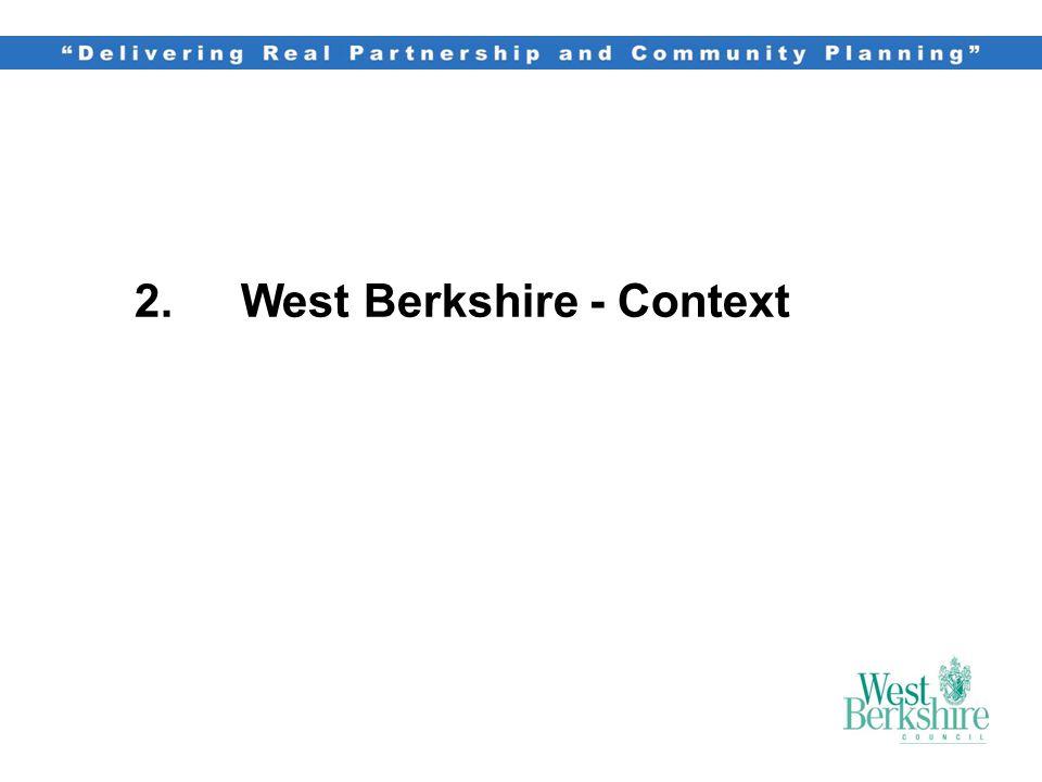 2.West Berkshire - Context