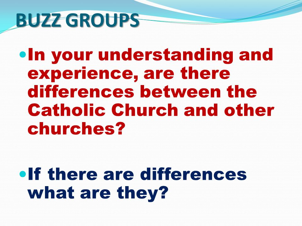 RECALL MODULE ONE WHAT IS THE CHURCH ? WHO IS THE CHURCH ? WHAT IS THE FUNCTION OF THE CHURCH ?
