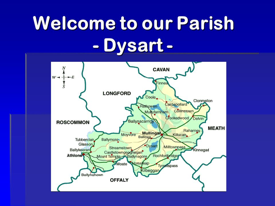 Welcome to our Parish - Dysart - Welcome to our Parish - Dysart -