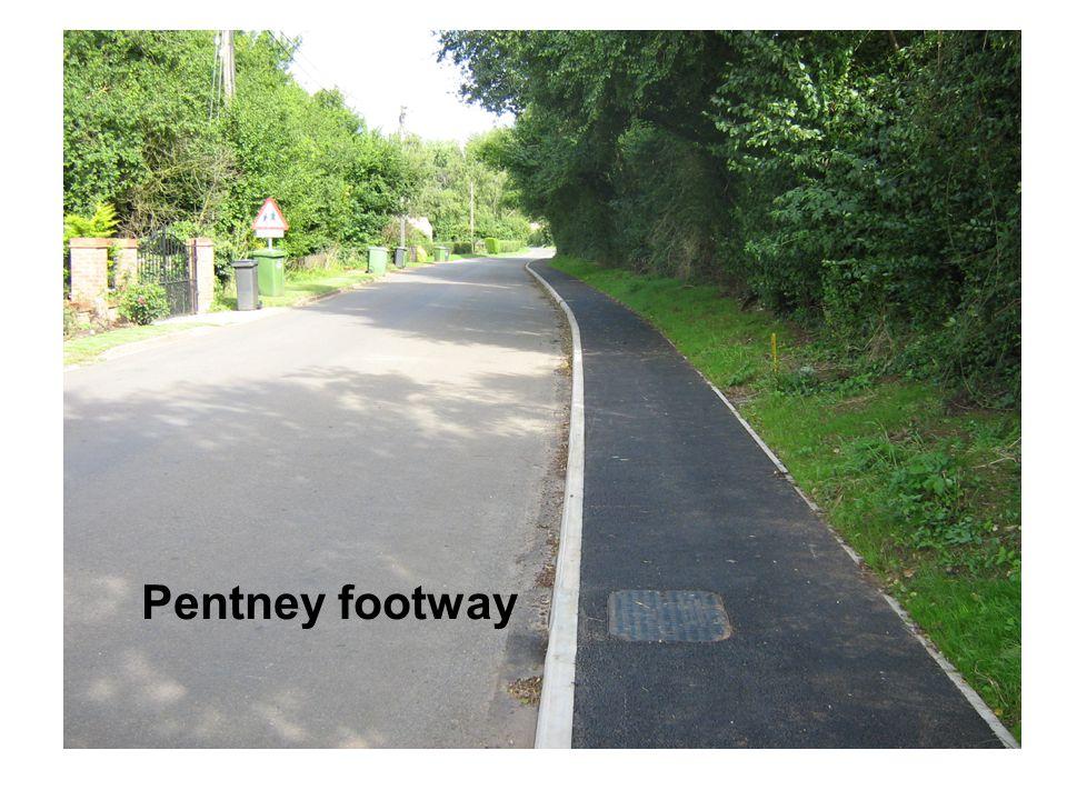 Pentney footway