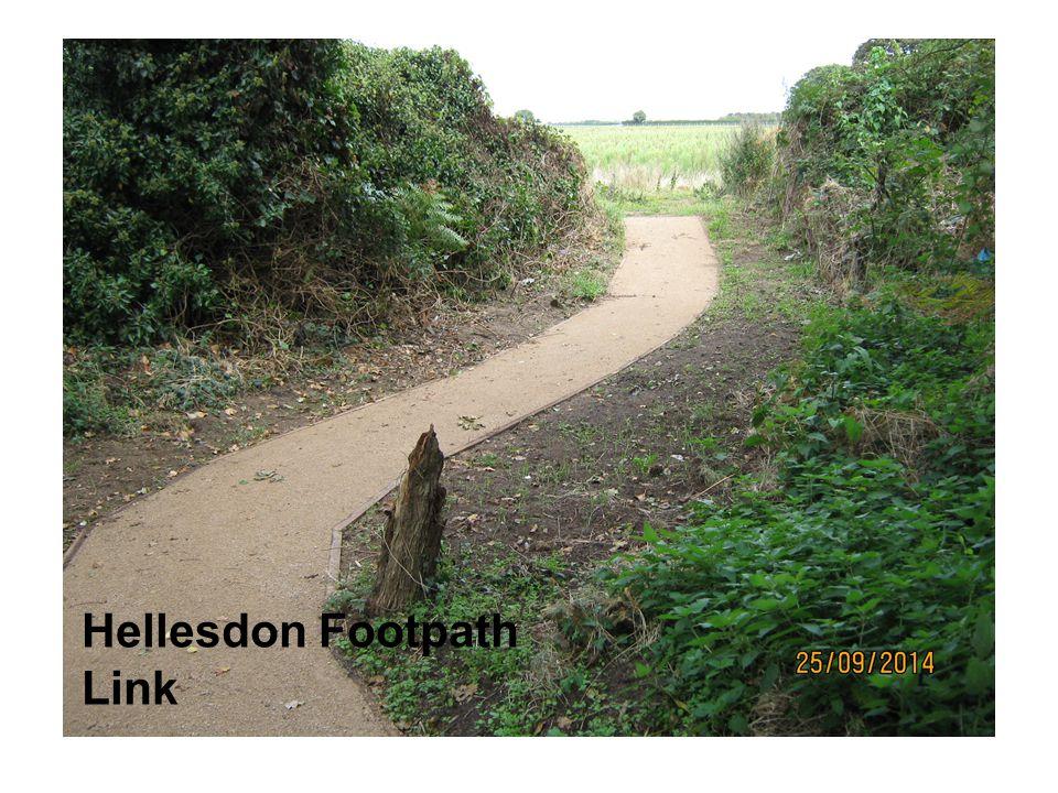 Hellesdon Footpath Link