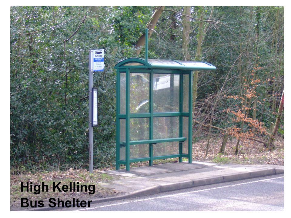 High Kelling Bus Shelter