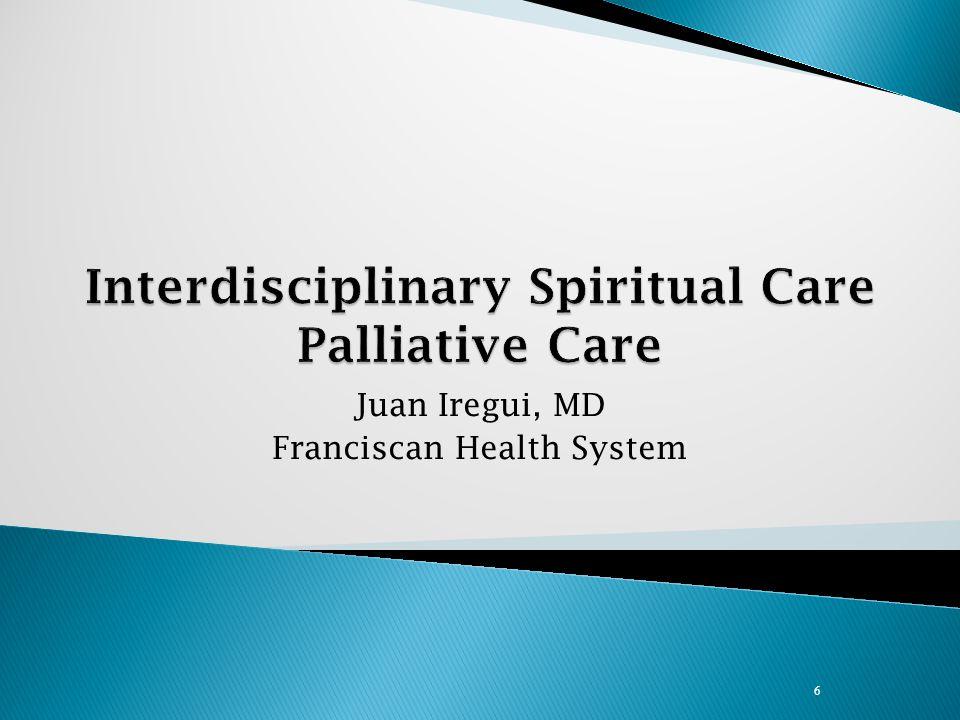 Juan Iregui, MD Franciscan Health System 6