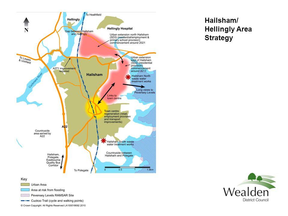 Hailsham/ Hellingly Area Strategy