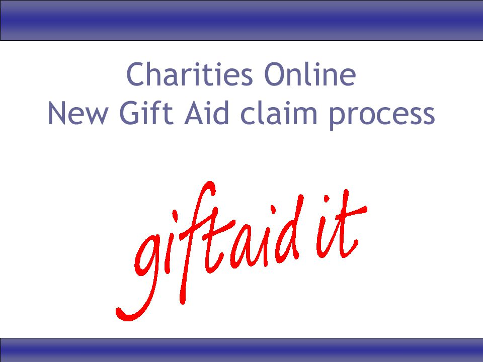 Limits A parish in a diocesan Gift Aid scheme claiming on one diocesan Gift Aid number….. £5,000