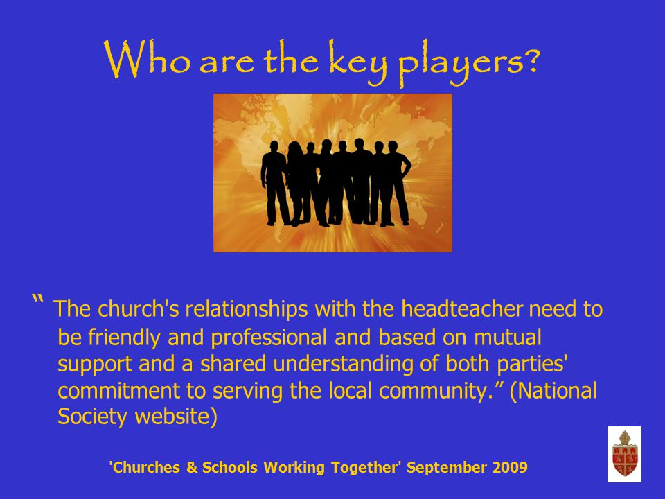 Who are the key players.