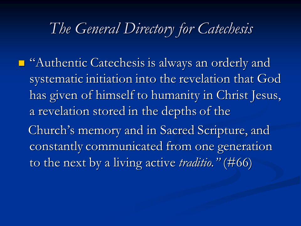 Question: Is your parish catechetical program Christ centered.