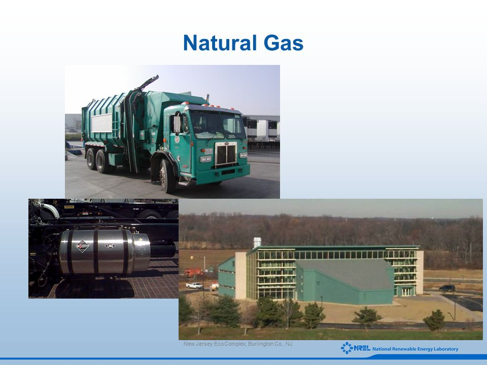 Natural Gas New Jersey EcoComplex, Burlington Co., NJ