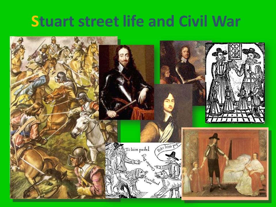 Stuart street life and Civil War