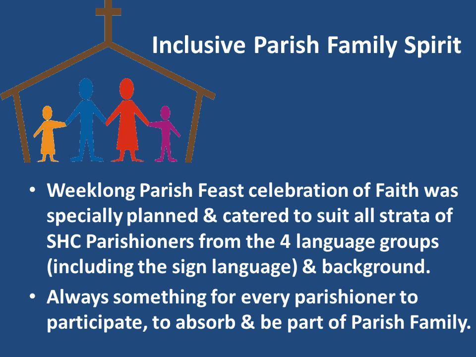 Parish Pastoral updates SHCP OFFICIAL WEBSITE 2) SHCP New Official Website; http://www.sacredheartcathedralkk.org