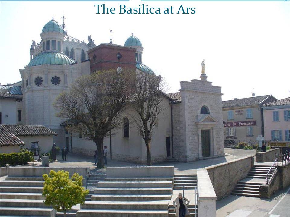 The Basilica at Ars