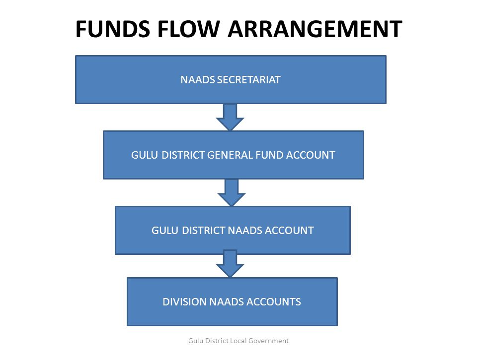 STRUCTURE OF LOCAL GOVERNMENT SETTING Gulu District Local Government CENTRAL GOVERNMENT DISTRICT LOCAL GOVERNMENT MUNICIPAL COUNCIL DIVISIONS PARISHES