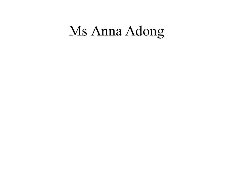 Ms Anna Adong