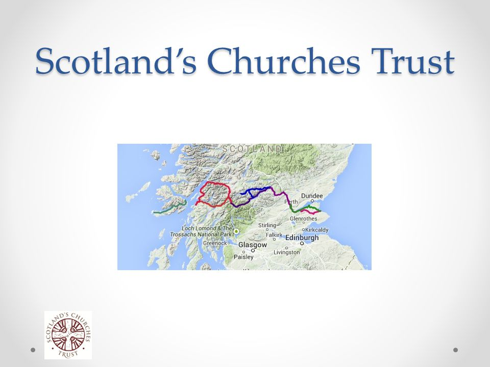 Scotland's Churches Trust