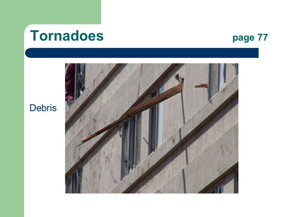 Tornadoes page 77 Debris