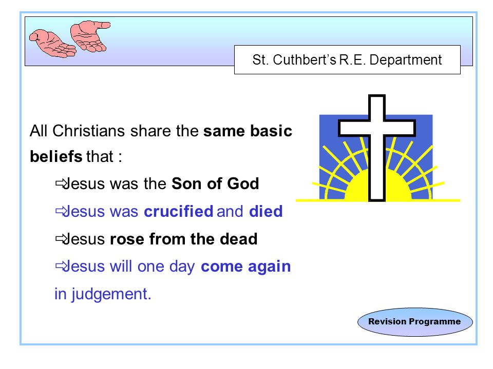 St. Cuthbert's R.E.
