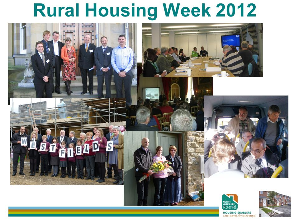 Rural Housing Week 2012