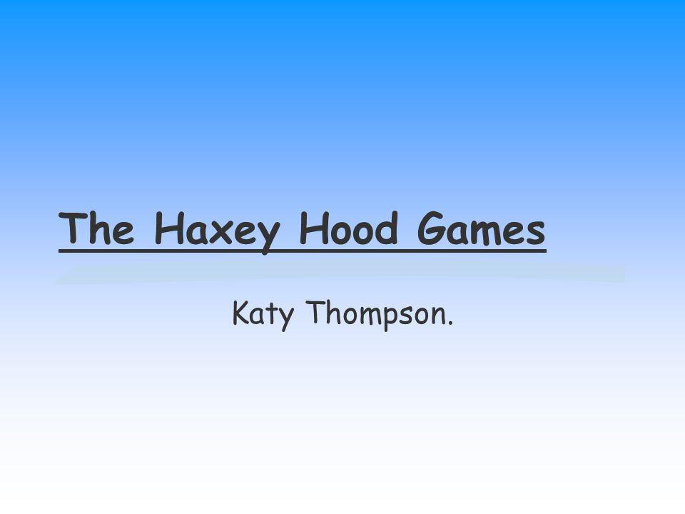 The Haxey Hood Games Katy Thompson.
