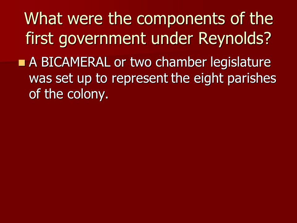 How did the new boundaries help Georgia.