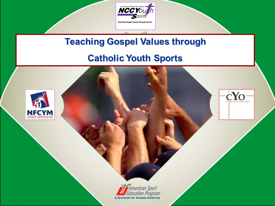 Teaching Gospel Values through Catholic Youth Sports