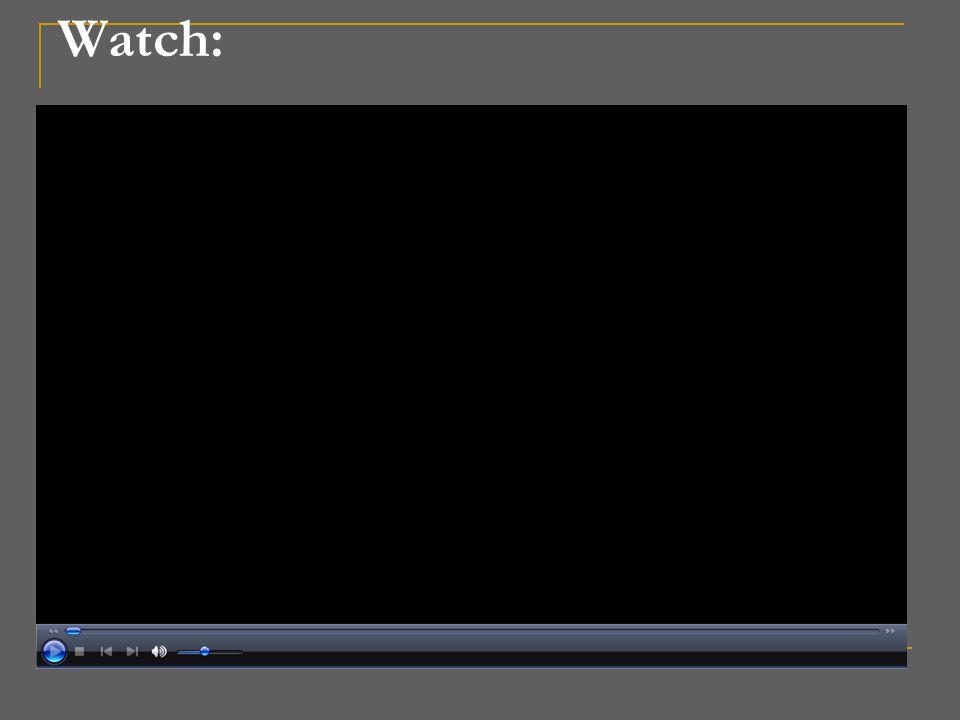 Watch: