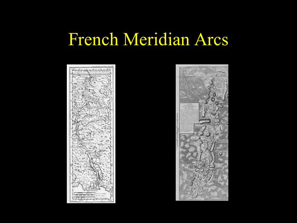 French Meridian Arcs
