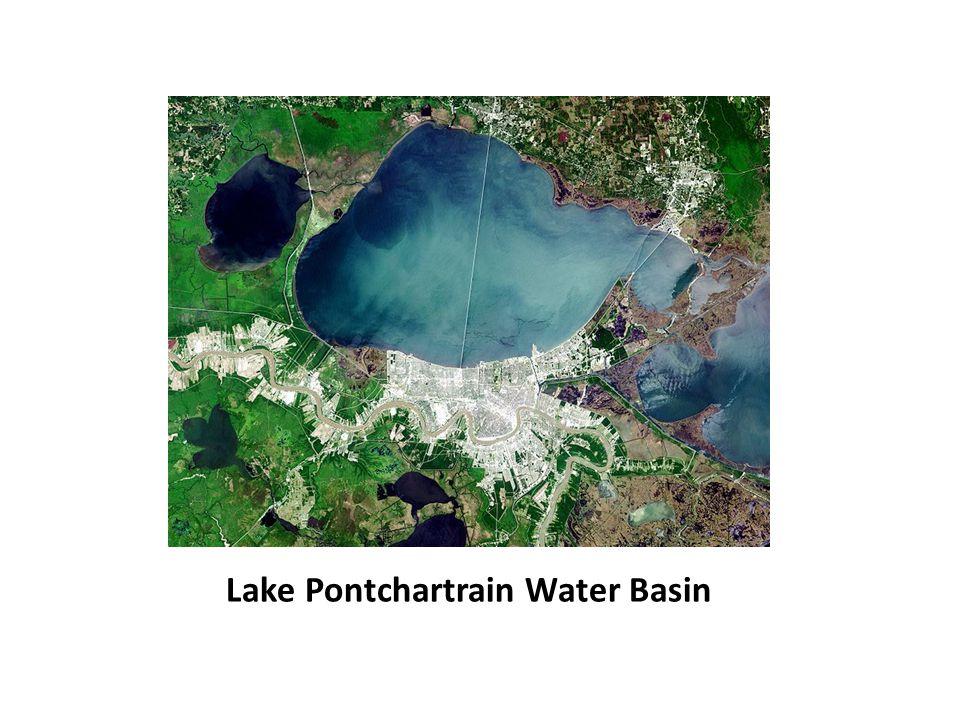 Lake Pontchartrain Water Basin