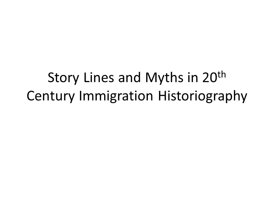 The Mudsill Myth – La Miseria Difficulties in discerning differences between those who left and those who stayed behind Emigration is a positively selective process Motives for emigrating – Advancing the family economy – Avoiding conscription or jail Social strata of repatriates – Benestante, Americani, and new Americani